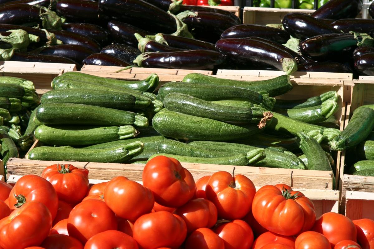 Les légumes anciens retrouvés
