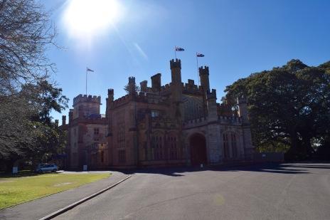 Government House à Sydney