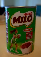 Milo, boisson chocolatée
