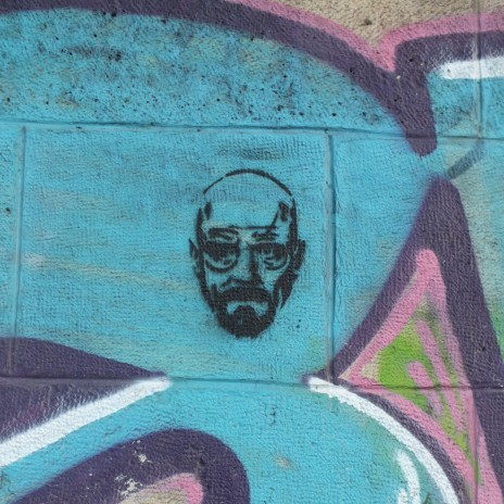 Breaking Bad version Street Art ©Helene Monnier
