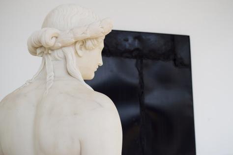 Statue de la Gallerie d'Art Moderne de Rome @manonvanpeene