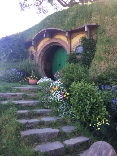 Le maison de Bilbo
