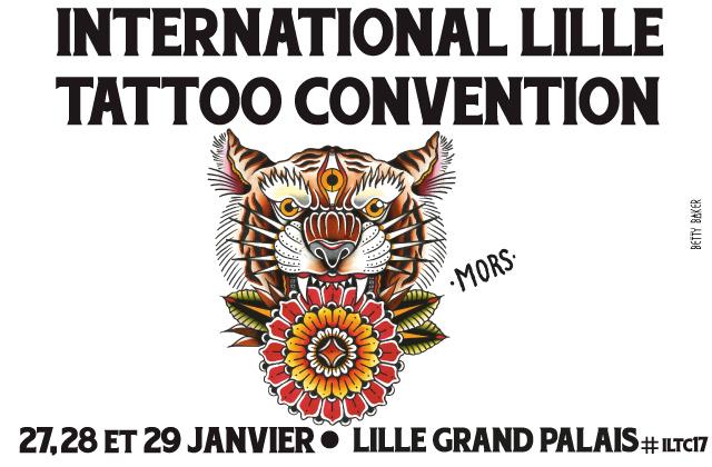 Lille Le Tatouage A L Honneur Au Grand Palais Jollies Magazine