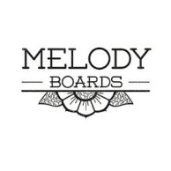 ©Melody boards sur Etsy