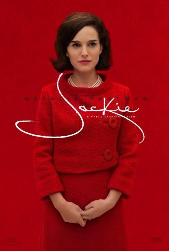 Nathalie Portman qui joue le rôle de l'ex-première dame des Etats-Unis est nommée pour le meilleur rôle aux Oscars dans ce Biopic qui s'intéresse à l'après-assassinat de Kennedy.