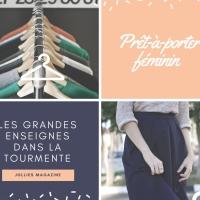 Prêt-à-porter féminin : les grandes enseignes dans la tourmente