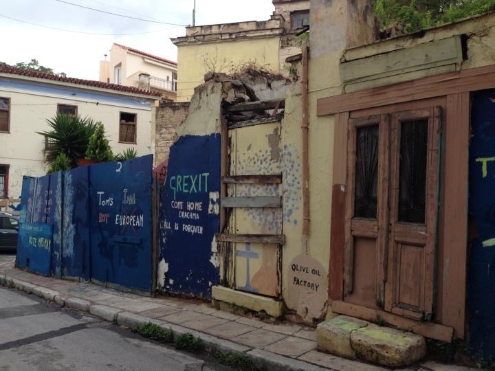 Athènes - Grexit ?