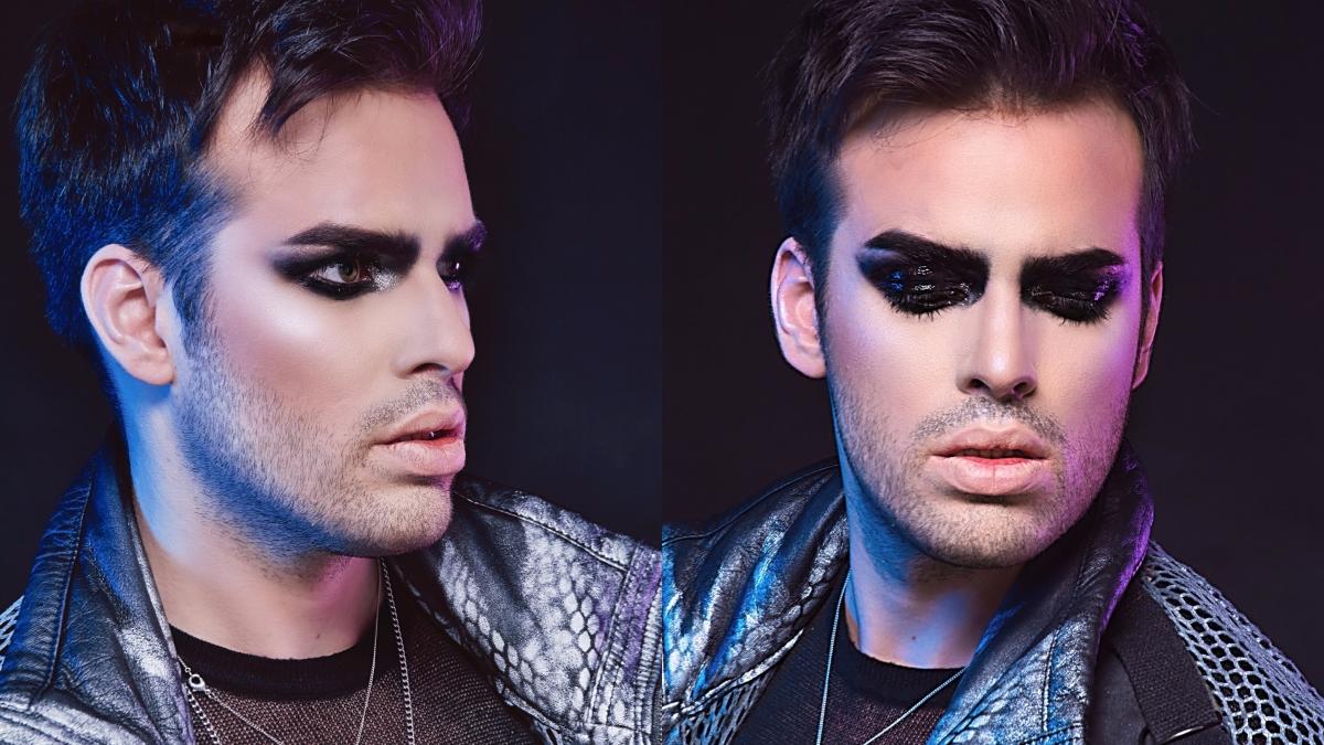"""Chad Monroe :  """"Le maquillage c'est un peu comme être un super-héros, les pouvoirs en moins, l'highlighter en plus"""""""
