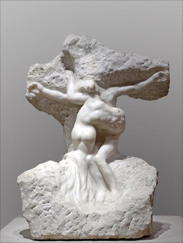 Le Christ et la Madeleine, Rodin @Flickr