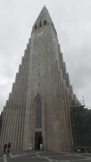 Eglise de Reykjavik