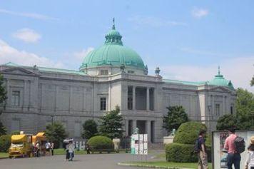 Musée national de Tokyo. Crédits : Léa Gorius.