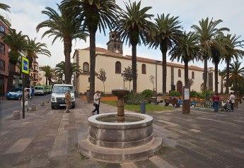 Centre-ville de San Cristobal de La Laguna