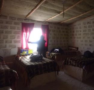 La chambre (Crédits : Célia Alaminos)