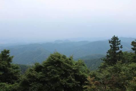 Mont Takao. Crédits : Léa Gorius