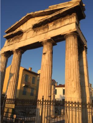 Porte d'Athéna