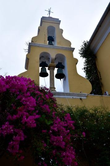 Monastère de Paleokastritsa @manonvanpeene