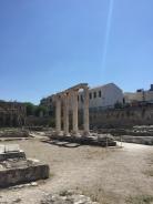 La bibliothèque d'Hadrien