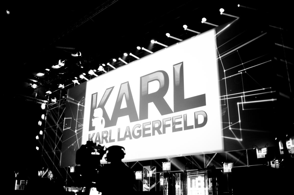 Karl Lagerfeld ou la création d'un symbole