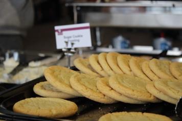 Décoration de cookies ! Crédits : Léa Gorius