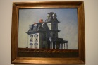House by the Railroad, Edward Hopper, 1925 @manonvanpeene