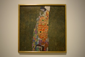 Hope, II, Gustav Klimt, 1907-1908 @manonvanpeene
