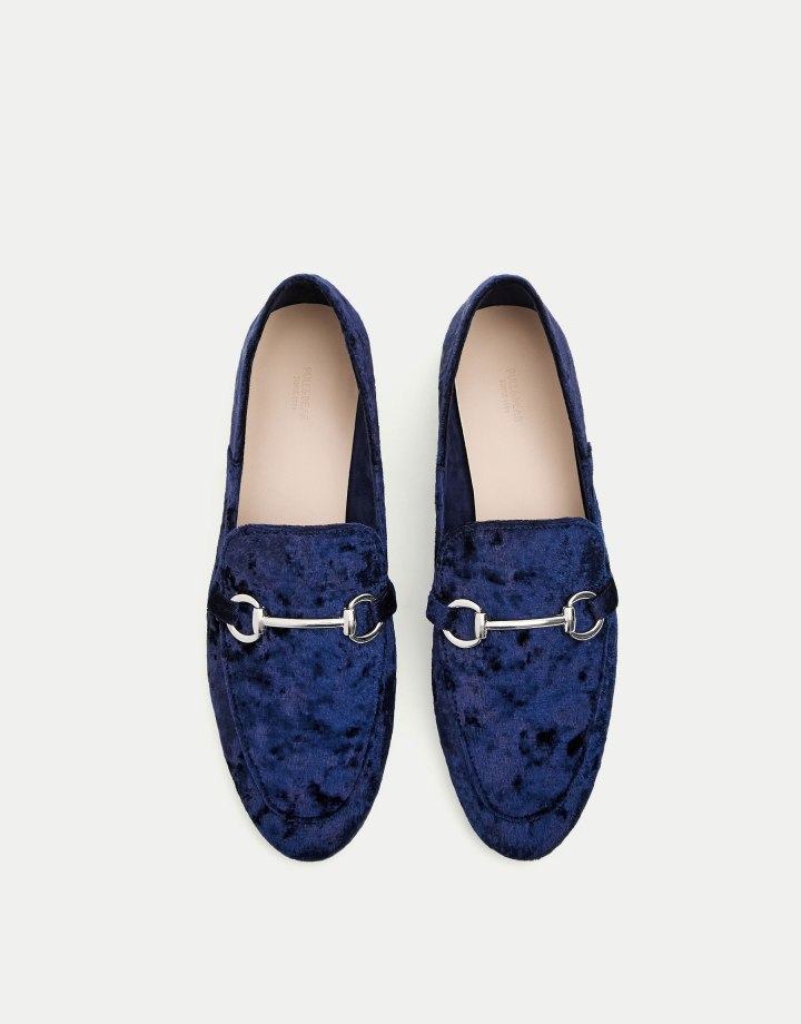 loafers velours