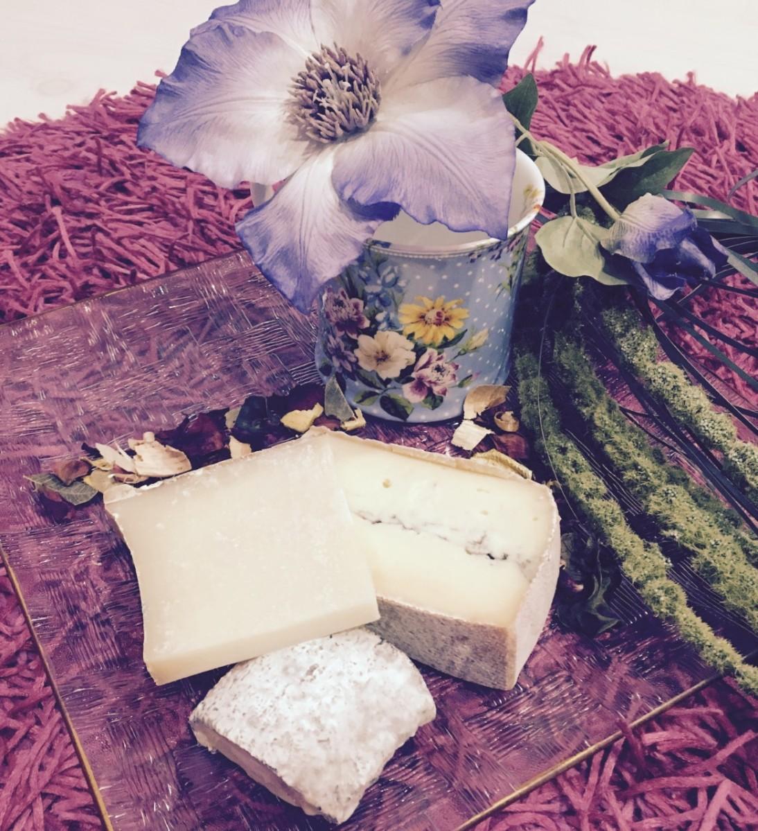 3 recettes pour un mariage fromage & fleurs réussi