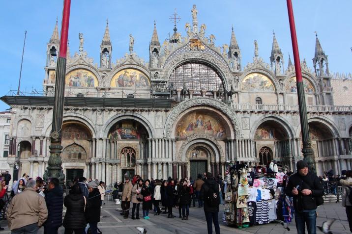 La Basilique San Marco ©Adeline Mullet