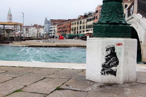 Exemple d'oeuvre de street art ©Adeline Mullet