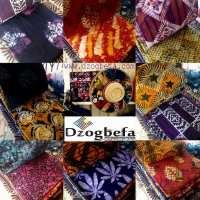 Un atelier pour Dzogefa: la mode éthique à l'africaine
