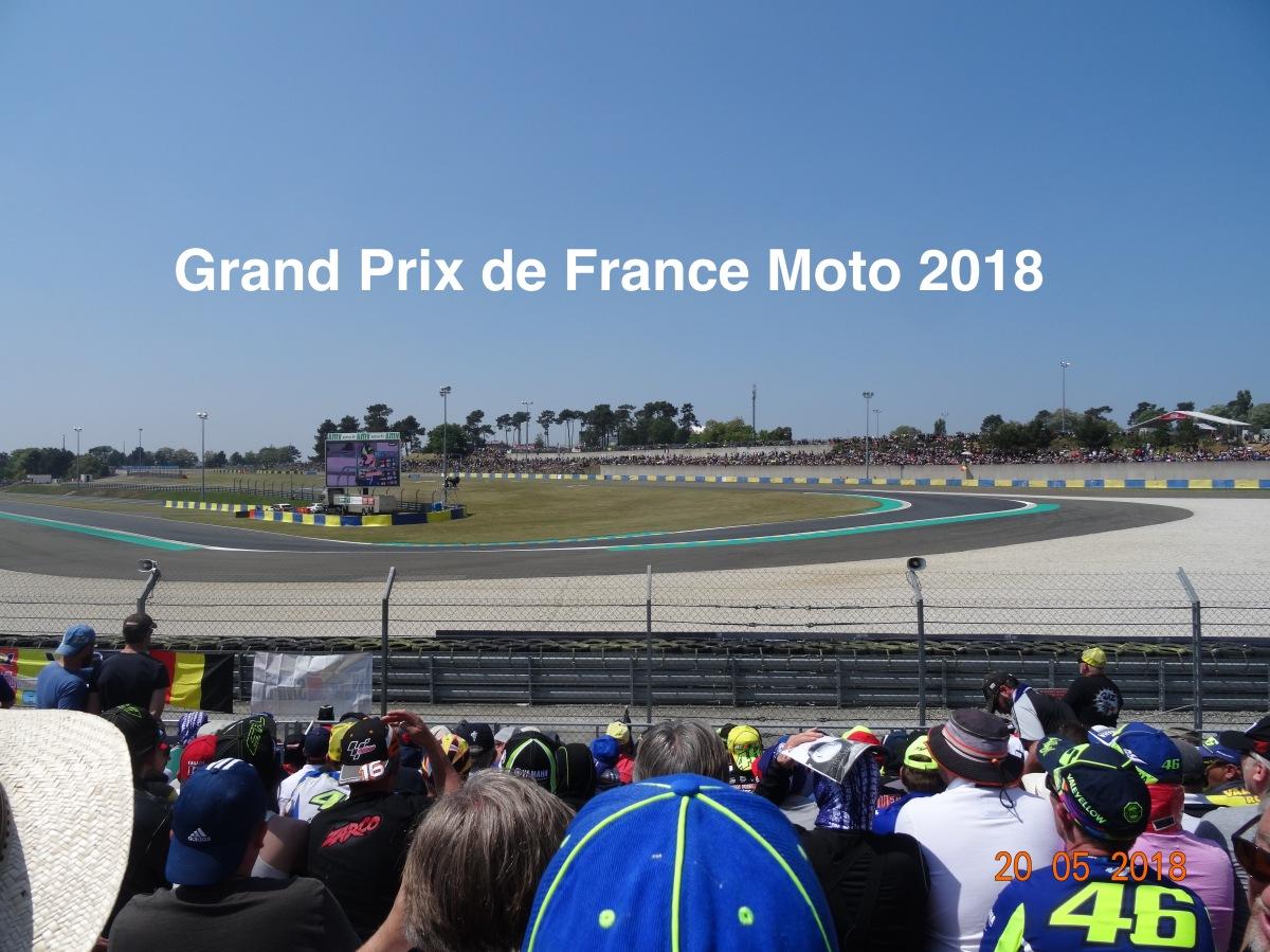 Johann Zarco, héros malheureux du Grand Prix de France moto